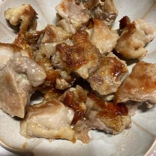 カリッと美味しい鶏もも塩焼き♬