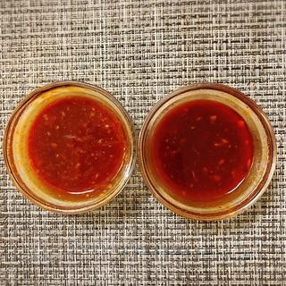 サムギョプサルのタレ(2種類)