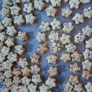 サクサク軽い♡米粉クッキー