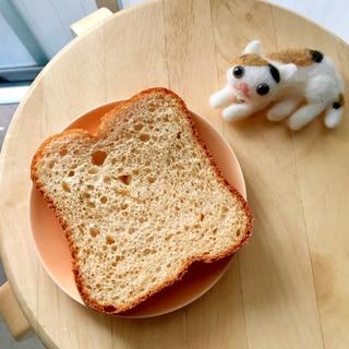 フレンチトーストの余った玉子液でデニッシュ風食パン