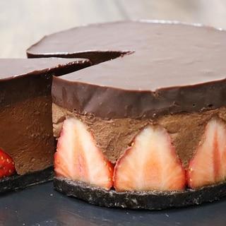 簡単でかわいい!いちごのバレンタインスイーツレシピ5選