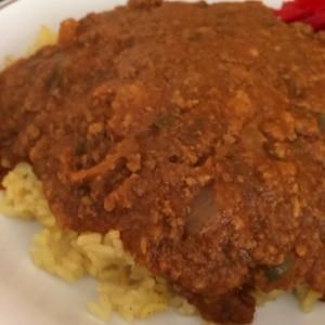 インド人コックさん直伝★カレー粉で簡単キーマカレー