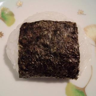 鮭とイワシのおにぎり