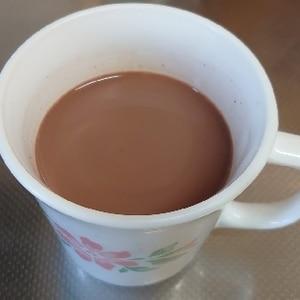 **豆乳ココア**