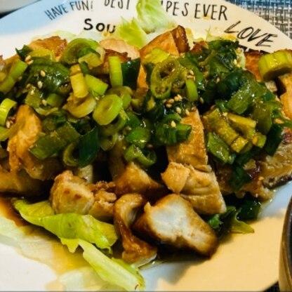 油淋鶏初めて作ったのですが、タレが美味しすぎました!ご飯がすすみます!また作ります^ ^