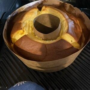 *簡単・失敗しない*プレーンシフォンケーキ