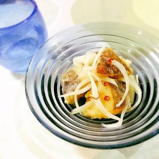 簡単!さっぱり夏の一品☆白身魚の南蛮漬 真カレイ編