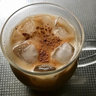 アイスコーヒー牛乳