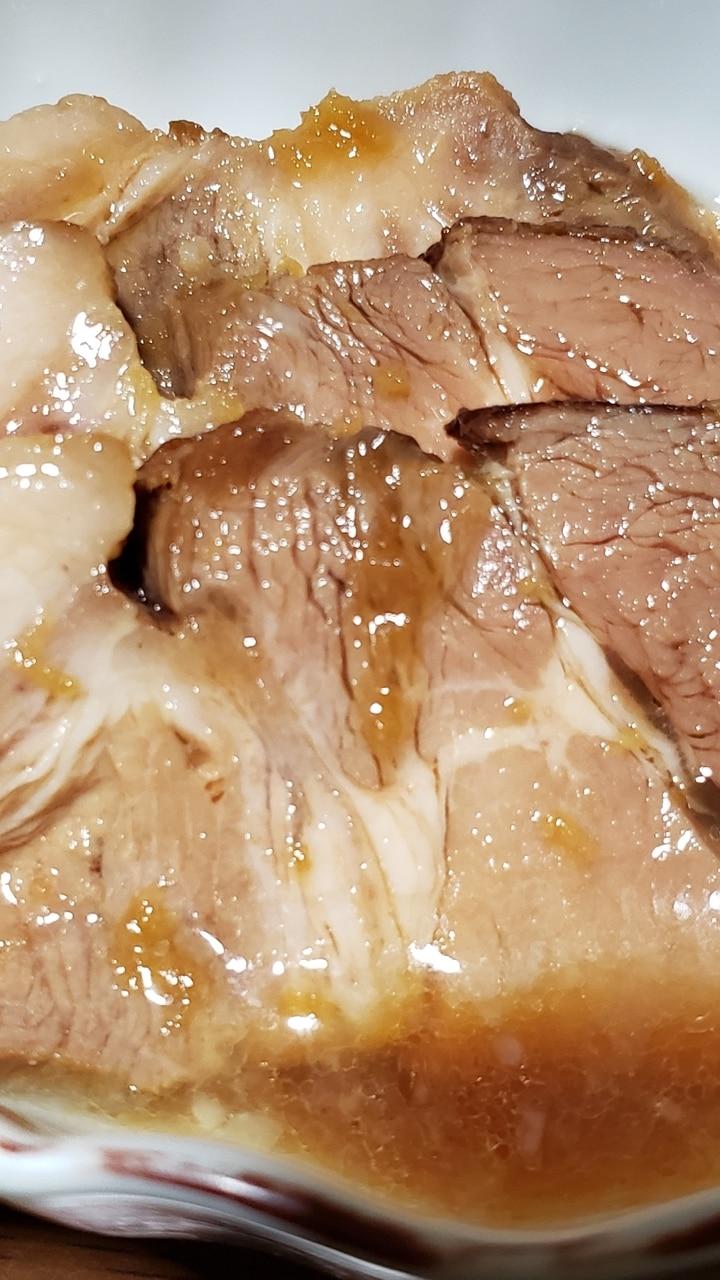 レシピ 圧力 豚 ロース 肩 鍋 ブロック