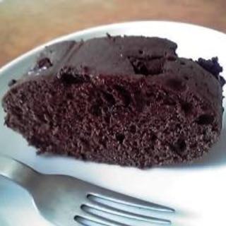 ホットケーキミックスでココアチョコ蒸しパン★ルクエ