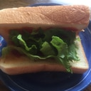 簡単!ホットドッグ風トースト!