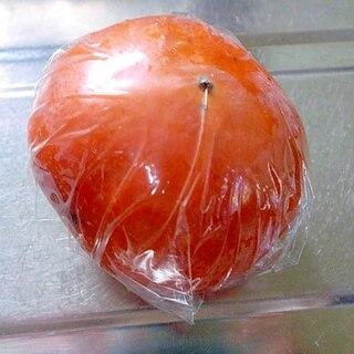 やわらかくならない! 柿の簡単すぎる保存方法