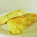 糖質制限 朝ごはんに 野菜だしを使ったパンケーキ