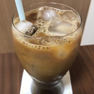 アーモンドミルク入り♡アイスコーヒー