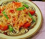 タイ料理の定番を!切干大根でソムタム・タイ