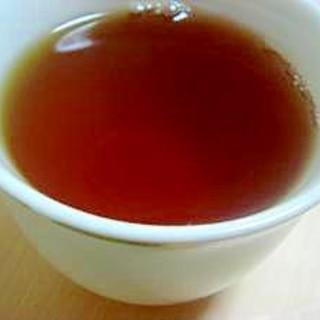 紅花烏龍茶