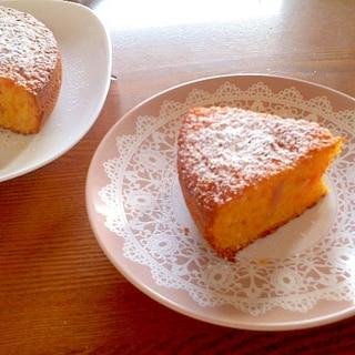 にんじんのアーモンドケーキ