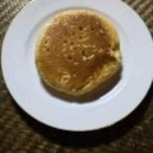 チーズとヨーグルトのホットケーキ