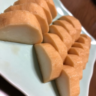 漬けるだけ!長芋(ねばりっこ)の醤油漬け