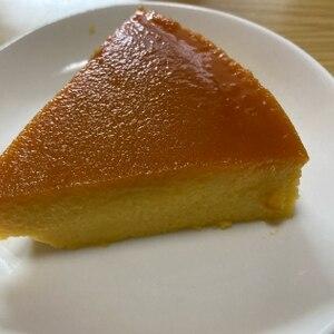 まるでケーキ!濃厚★かぼちゃプリン