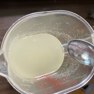 すし酢 ご飯2合分の作り方