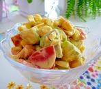 アボカドとトマトと卵のサラダ