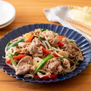 ご飯がすすむ!大万吉豚とニラのスタミナ炒め