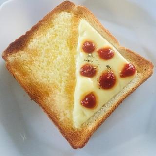 バターシュガーチーズトースト