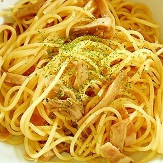 ノンオイル ❤ きのこスパゲティー