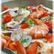 【おすすめレシピ】土鍋でパエリア