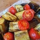 簡単★夏野菜のオーブン焼き