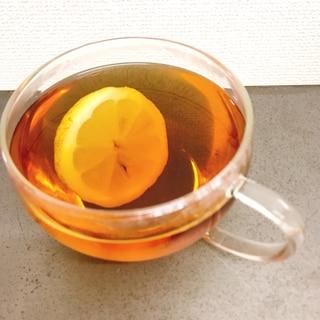 まるで紅茶?!烏龍茶レモンティー