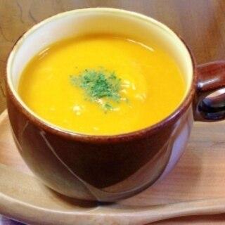 濃厚☆かぼちゃスープ