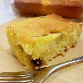子供が喜ぶ(^^)サツマイモのアーモンドケーキ♪