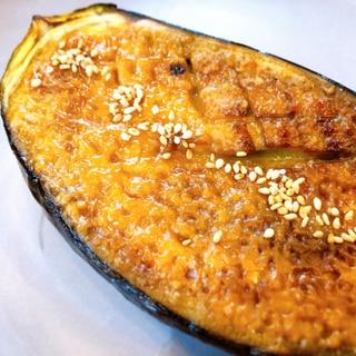 米なすの味噌田楽