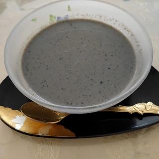 黒ごま 豆乳ゼリー