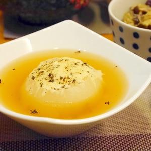 レンジで時短★まるごとオニオンスープ