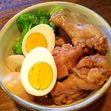 うちの鶏手羽元さっぱり煮