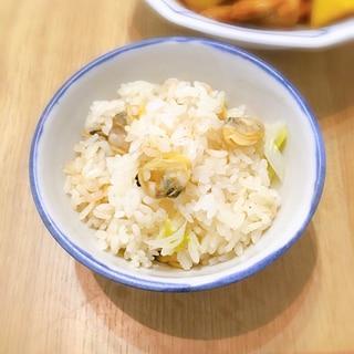 簡単☆アサリの炊き込みご飯♪