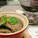 鶏肉(レバー&砂肝)のオリーブオイルマリネ
