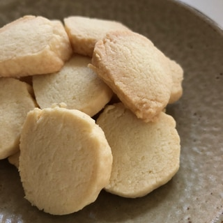 こどものおやつ*材料3つの簡単クッキー
