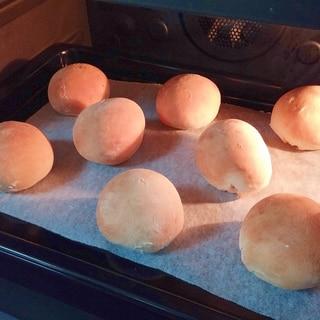 30分で⁉レンジde発酵お手軽パン♪