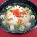 残りキャベツの丸ごとスープ