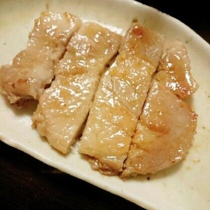 お肉が柔らかくて美味しかったです。また作ります。ごちそうさまでした。