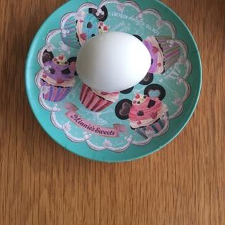 固めゆで卵作り方
