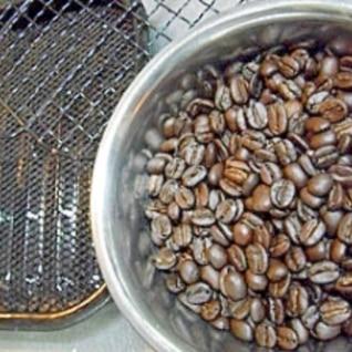 自分でコーヒー豆を焙煎する方法
