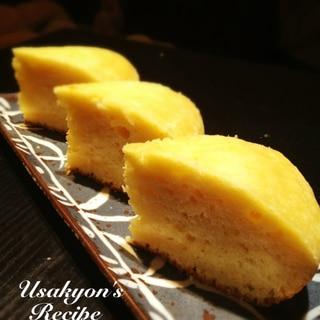 炊飯器で簡単♡優しいマーラーカオ(中華蒸しパン)