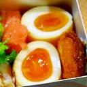 ピリカラ煮卵