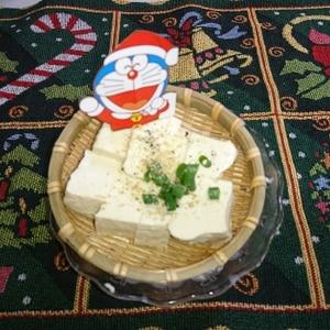 """塩麹で""""チーズのような味わい塩豆腐""""おつまみに!"""