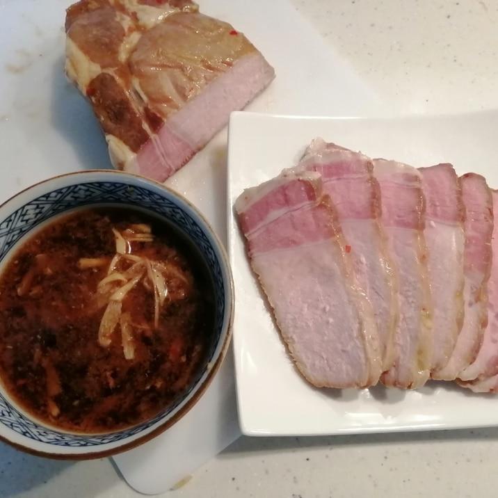 低温調理で作るレアチャーシュー レシピ 作り方 By なおきかな 楽天レシピ
